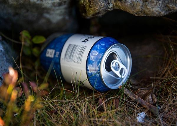 Så lang tid tar det før søppelet du kaster i naturen forsvinner
